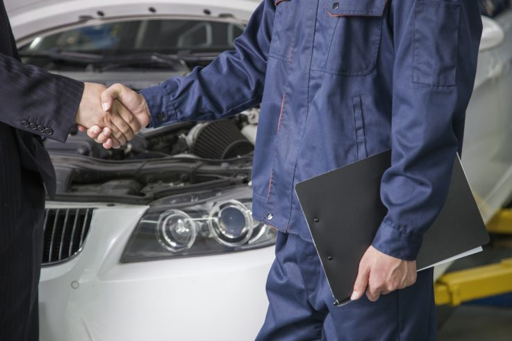 auto repair estimate