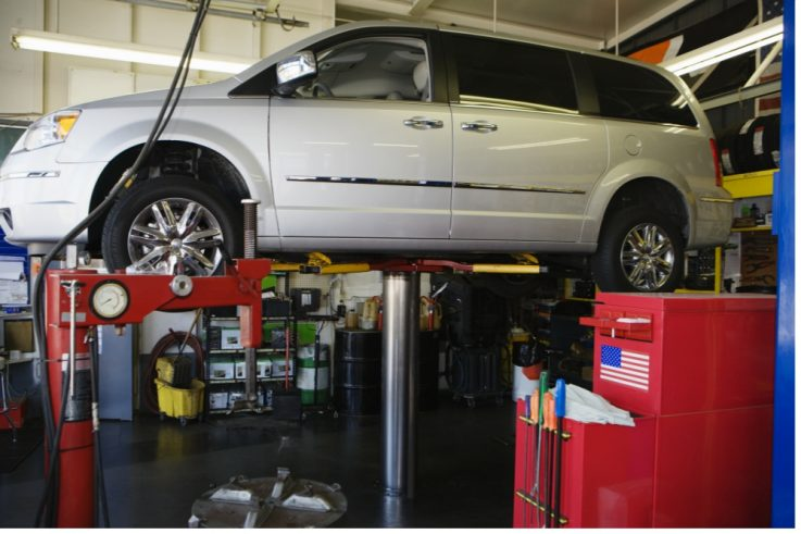 Auto Collision Repair Shop