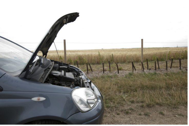 auto collision repair shop.